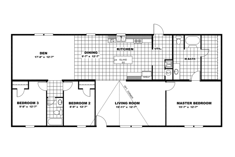 Jubilation Floor Plan