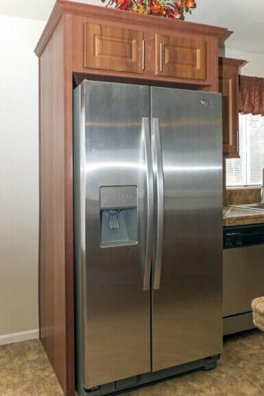AF2856E fridge 385 578 - 6
