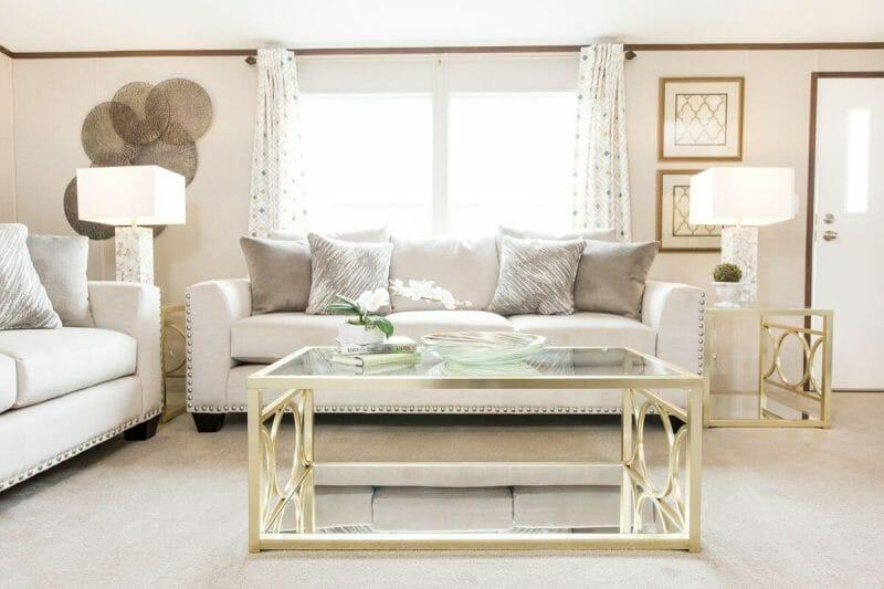 Manufactured PRIDE 36TRU28684RH Living Room - 14