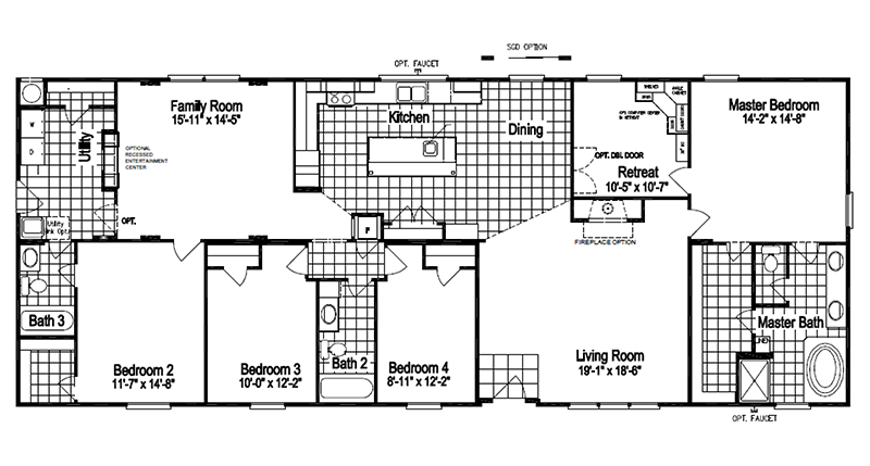 pecan valley v kht476b2 floor plan - 2